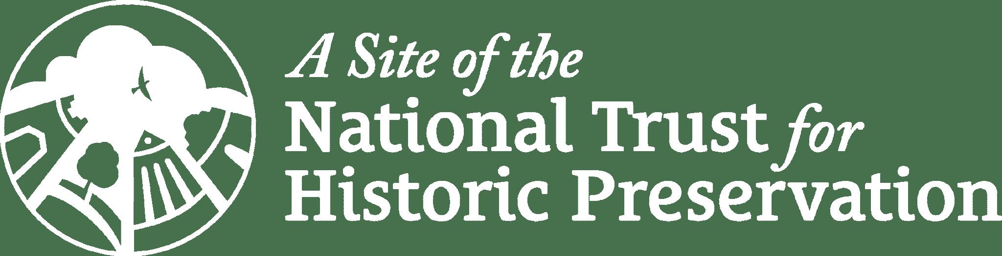 NTHP Logo White