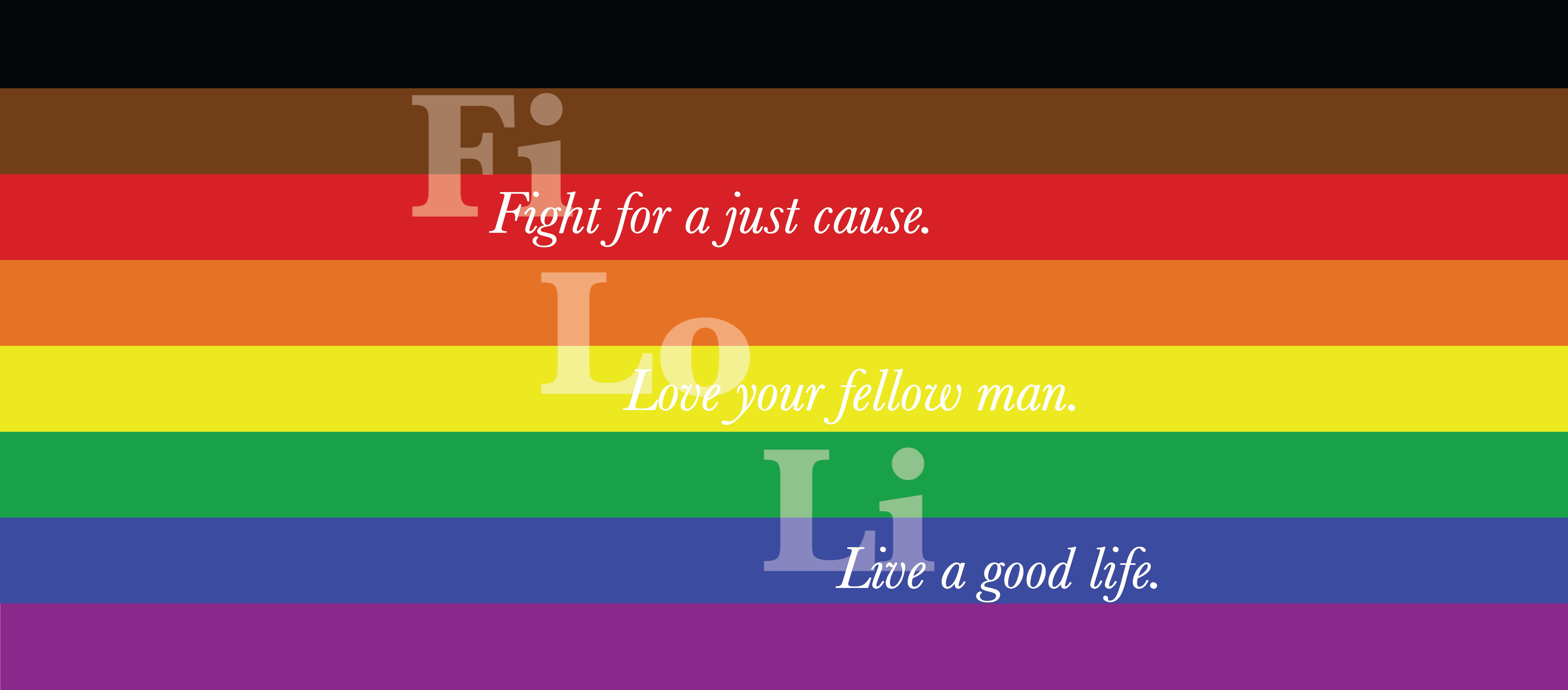 Pride Credo Graphics