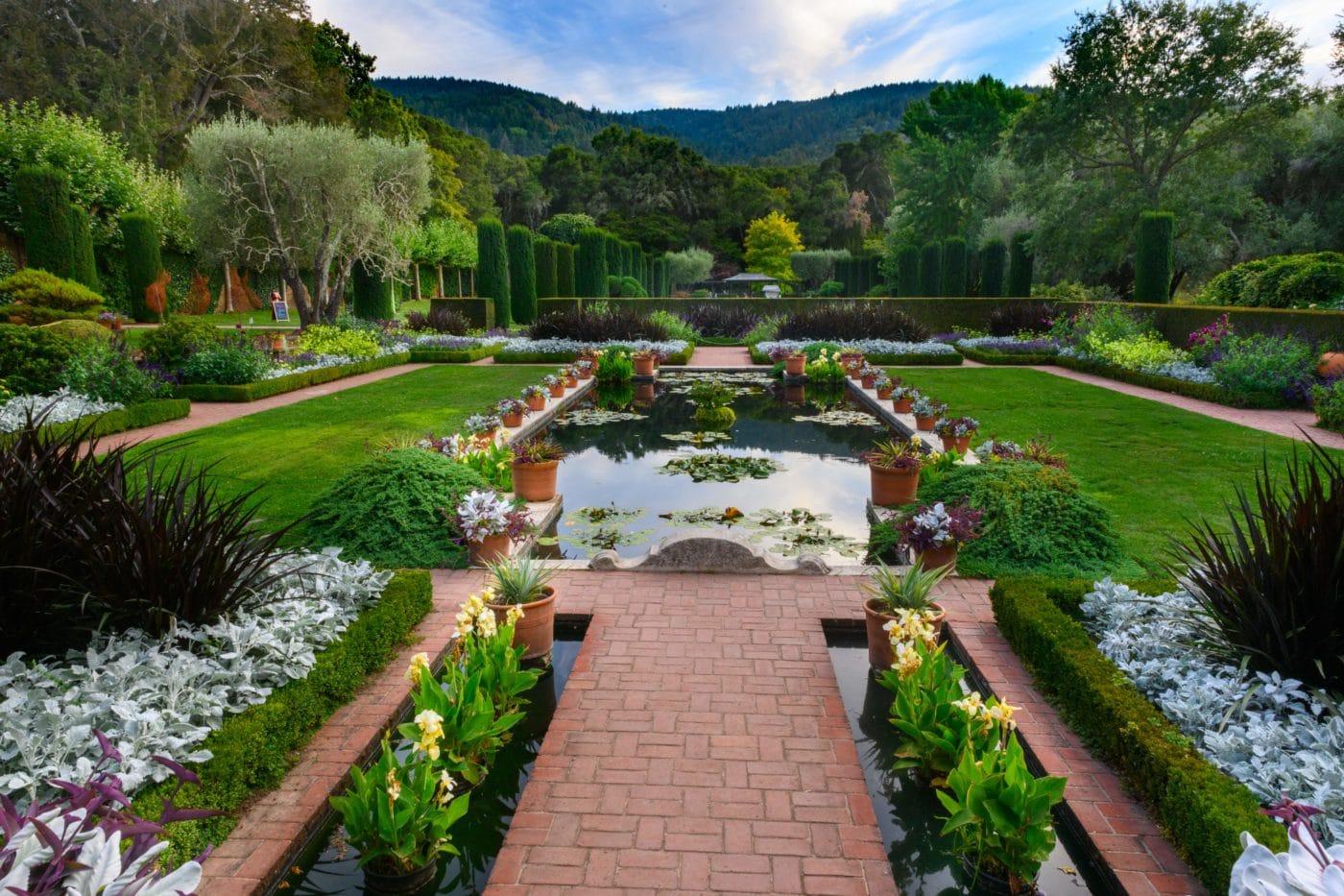 Filoli Historic House Garden