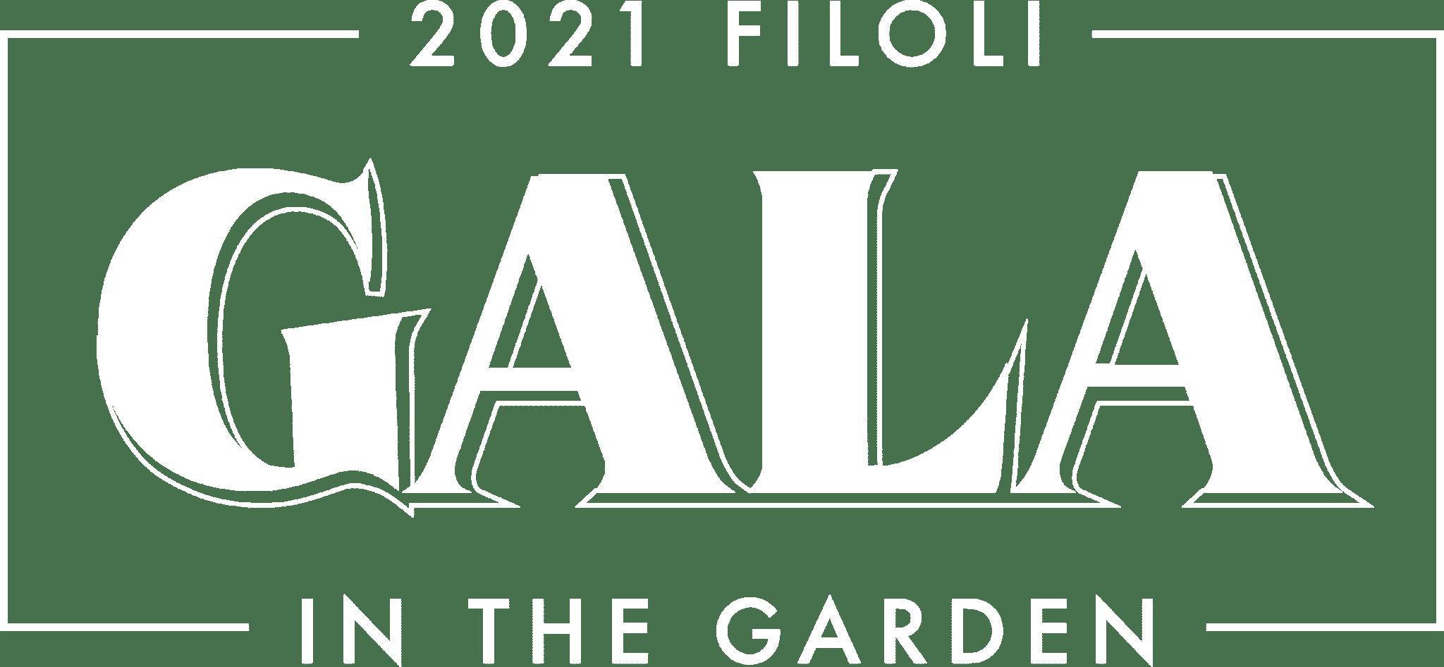 Gala Logo White