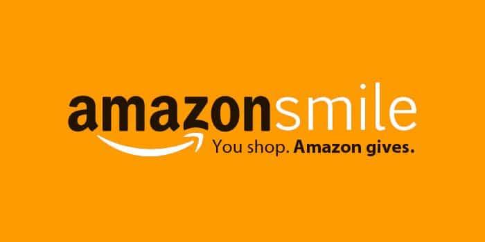 Amazon Smile Orange