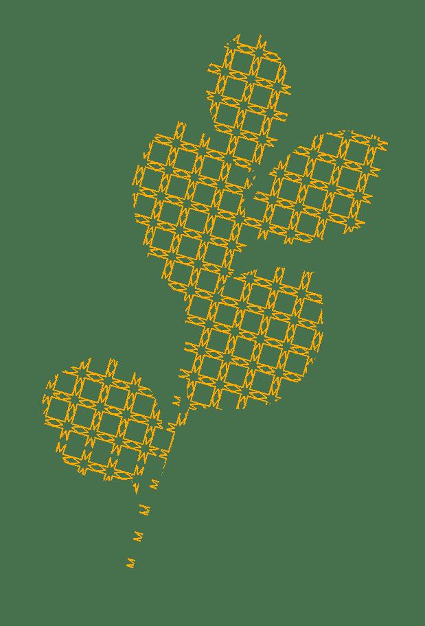 Holidays Leaf Branch Pattern