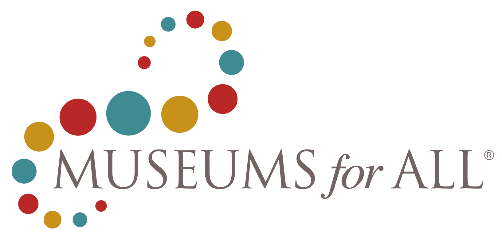 Museums For All Logo Rgb